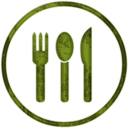 Set Of Three Utensils Icon Icons Etc Clip Art - Food And Beverage Clipart (512x512)