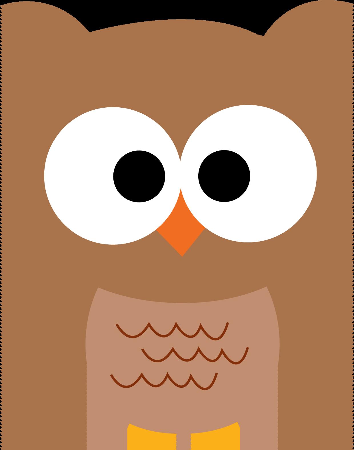 Clip Art Of Owl Free Cartoon - Owl Cartoon Png (1239x1576)