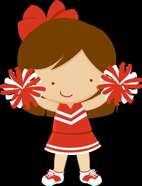 Cheerleader Party Png Cubbies Face Paintings Clip Lider De
