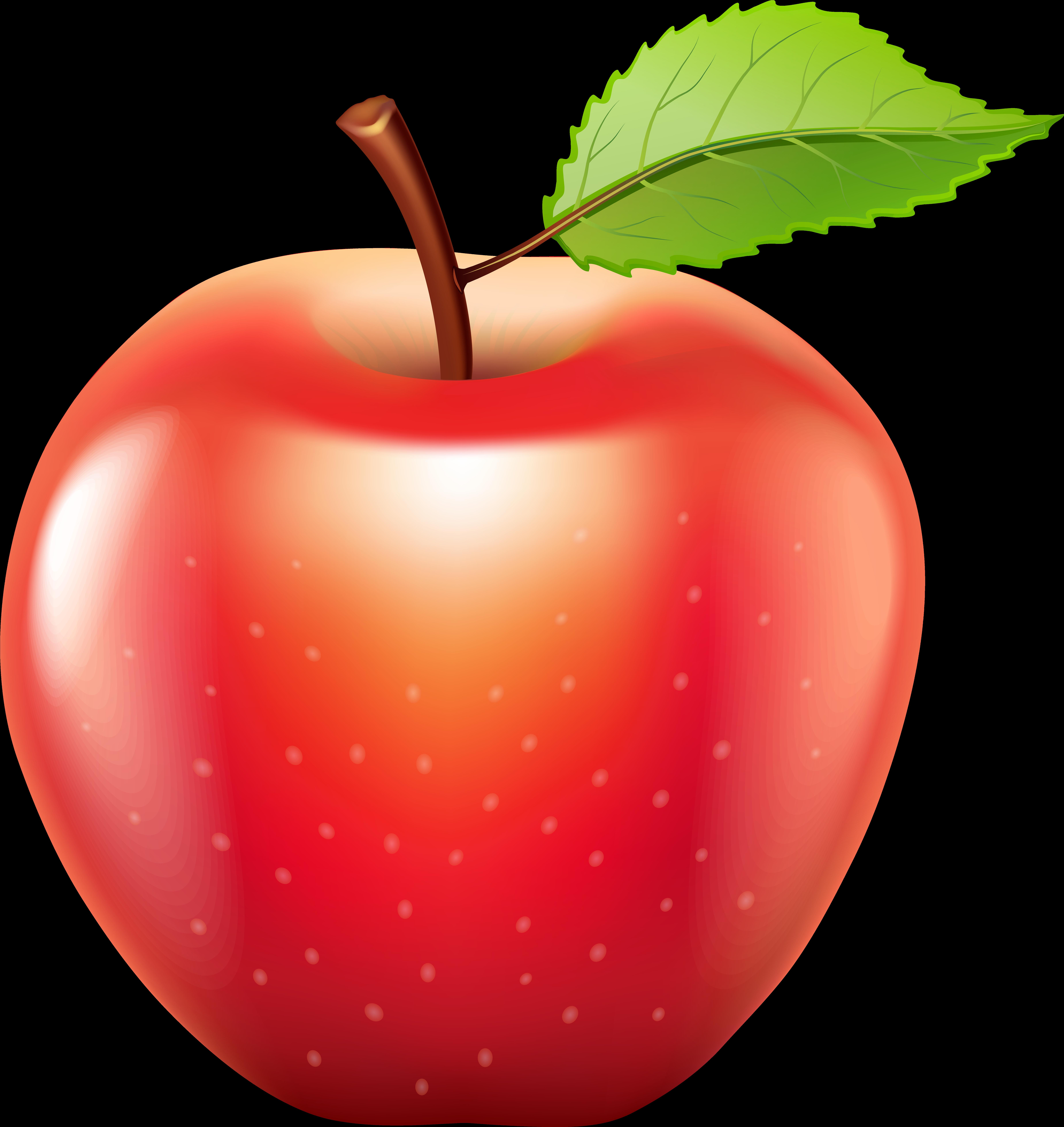 Картинки яблочко для детей