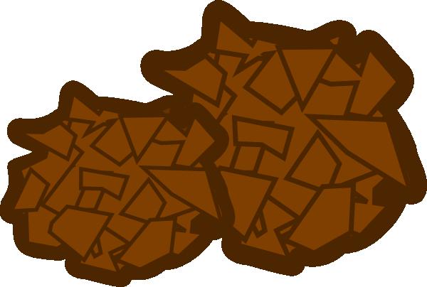 Soil Clip Art - Dust Clipart (600x404)