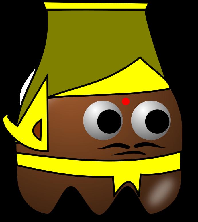 Free Wayang - Arjuna (800x800)