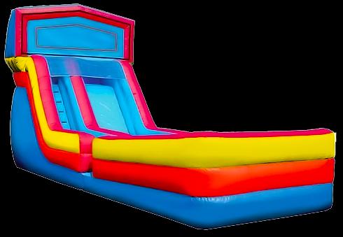 Water Slide Jumpers Clipart Clip Art Library - Water Slide Clip Art (510x362)