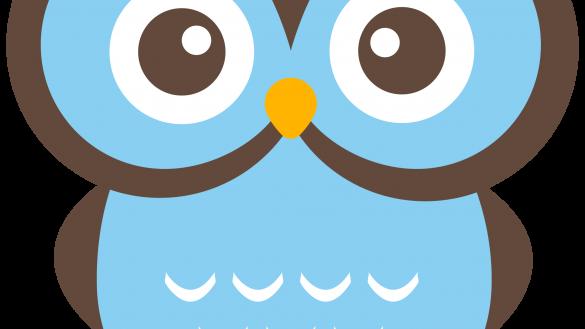 Owl Clip Art (585x329)