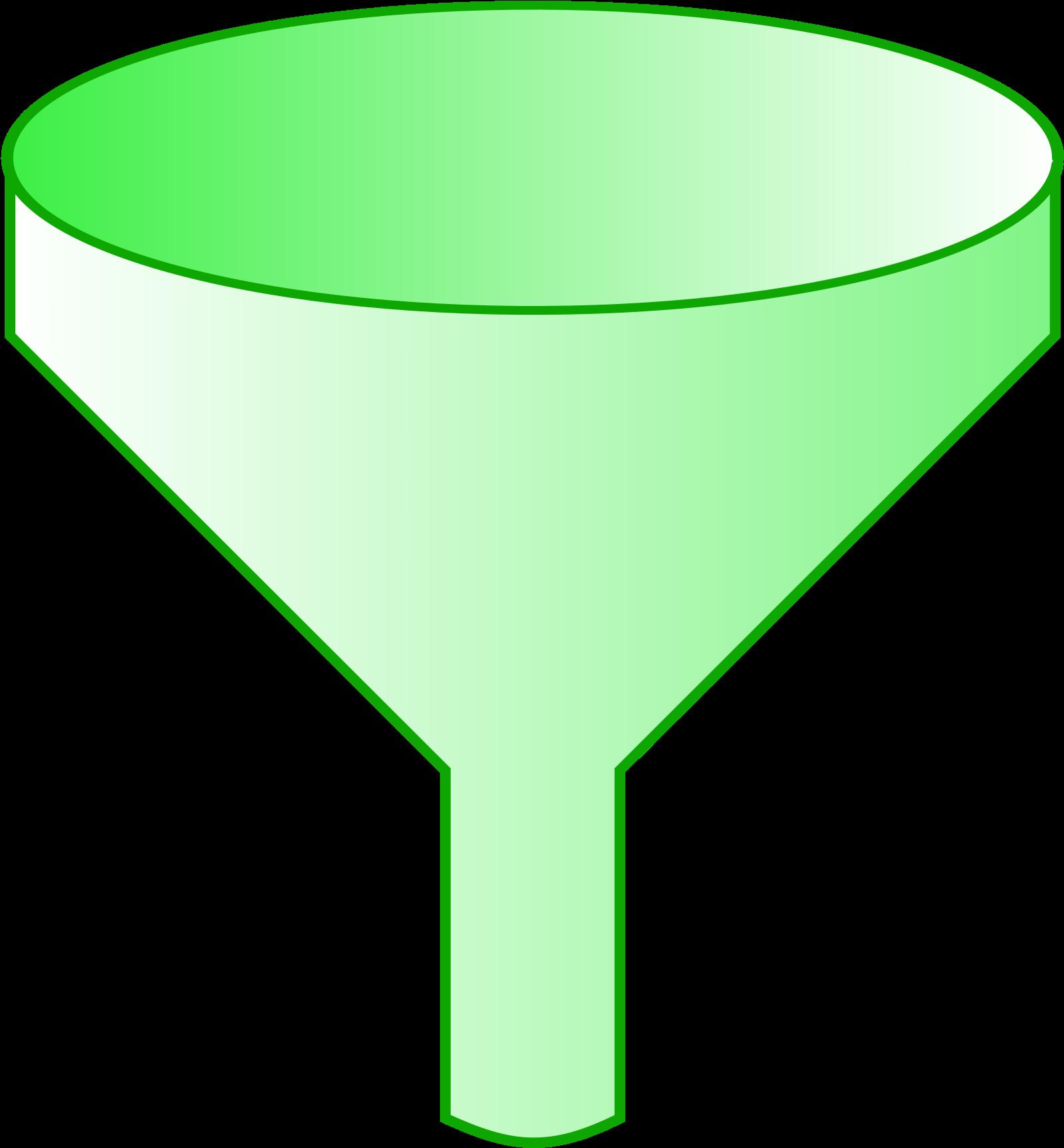 Funnel Clipart - Clip Art (1700x2400)