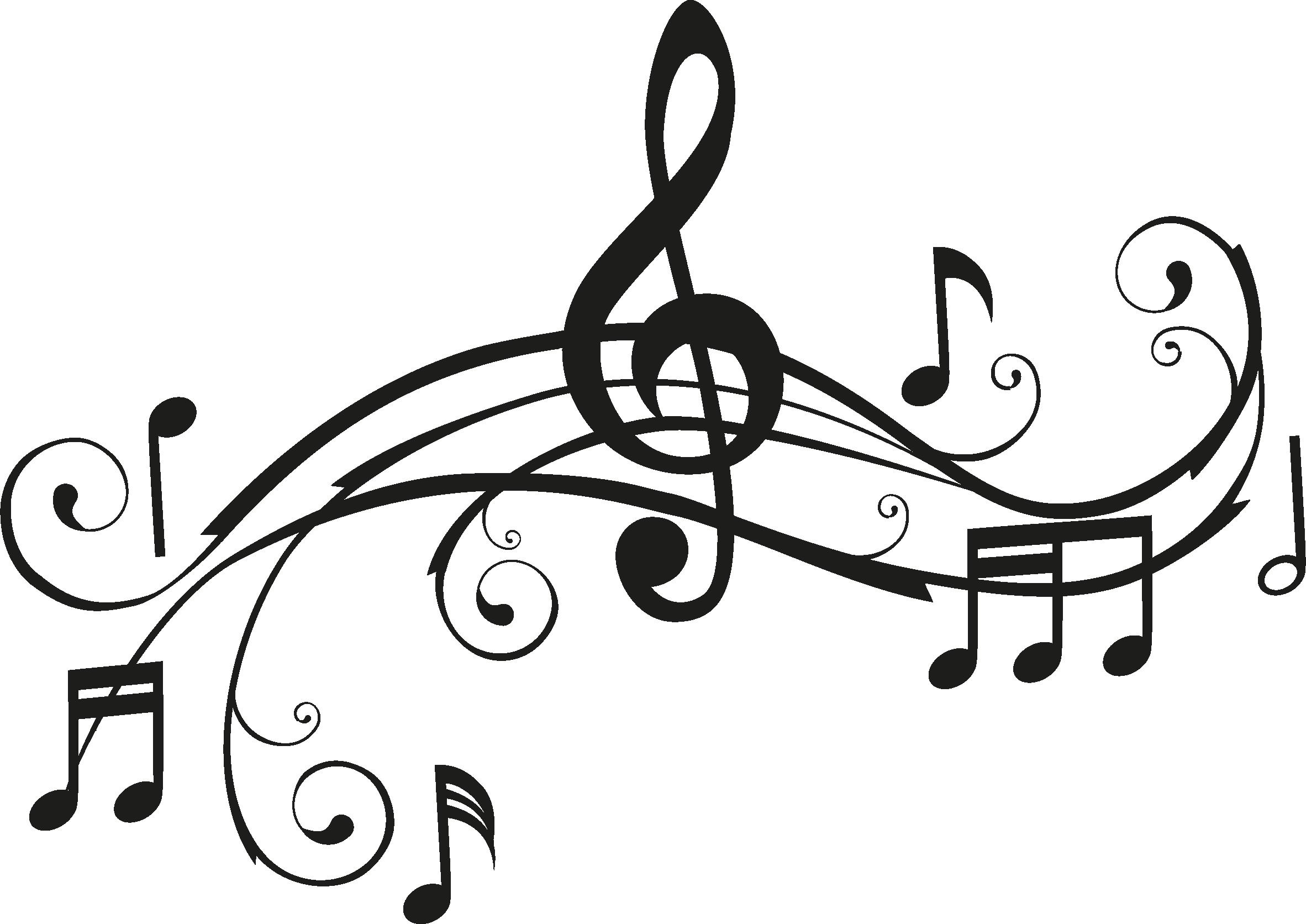 Картинки музыка и ноты