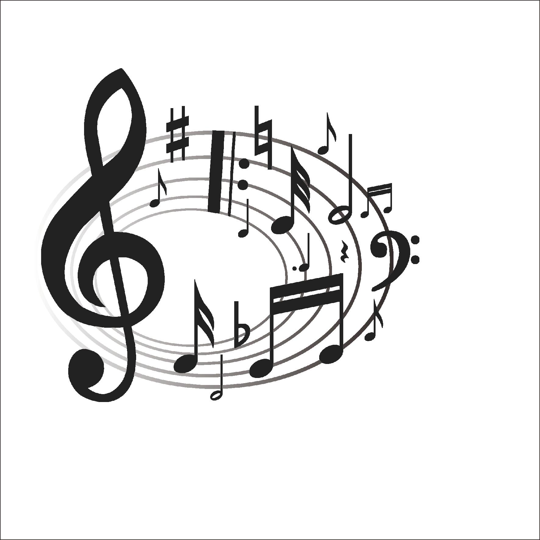 Choir Singing Gospel Music Clip Art - Venzhe 2016 New Design