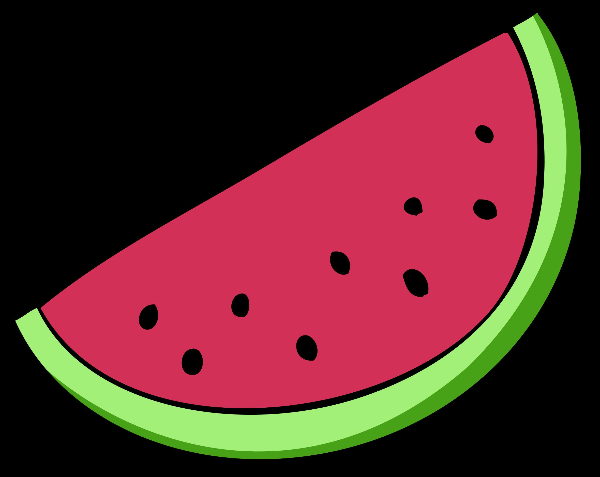 Watermelon Clip Art - Watermelon Clipart (2400x2400)