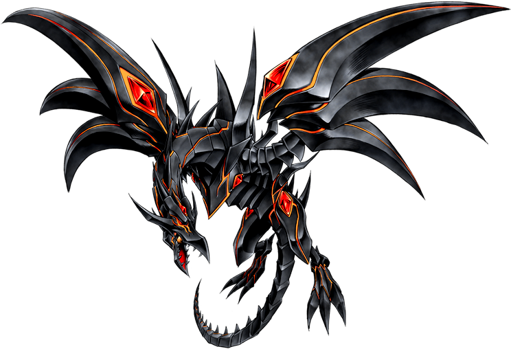 Realistic Dragon Pictures - Red Eyes Darkness Dragon (764x512)