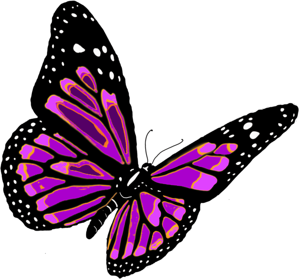 Inspiring Clipart Small Butterfly - Butterfly Png (1053x967)