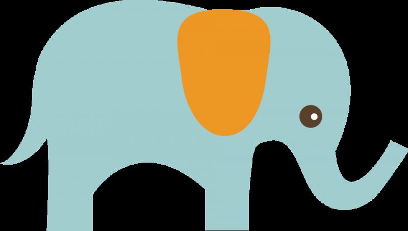 "Peter's ""little"" Secret - Cute Elephant Clip Art (800x453)"