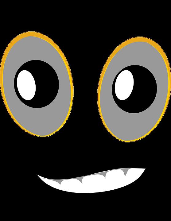 Картинки глаз и рта