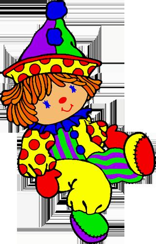 Clown Clip Art - Clown Doll Clip Art (321x500)