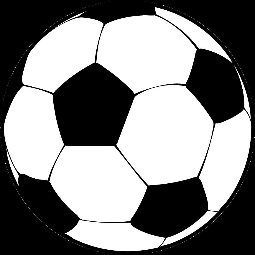 Soccer Ball Clip Art 3 Soccer Ball Clipart Fans - Soccer Ball Png (900x900)