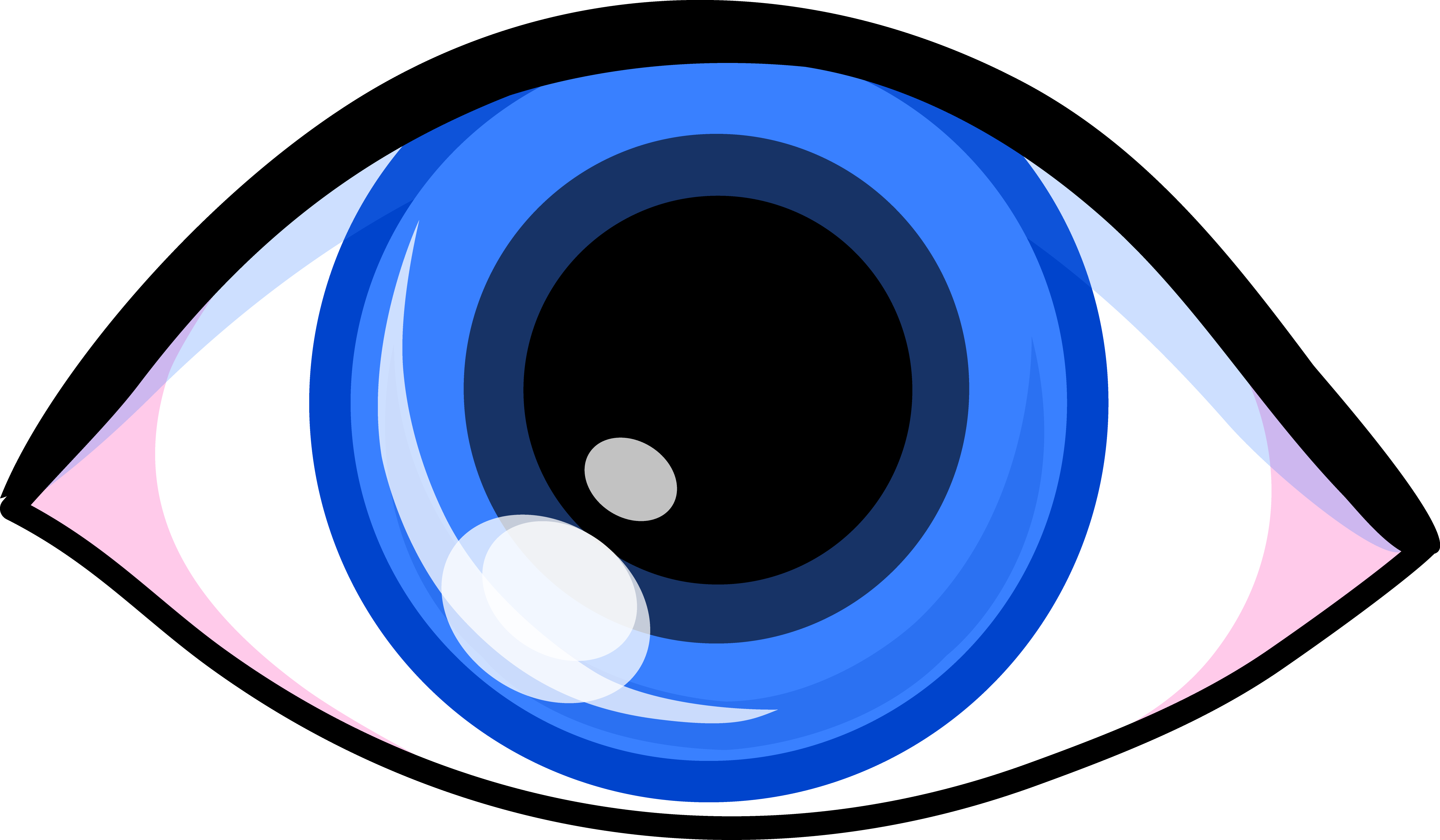 2014 Clipartpanda Com About Terms - Blue Eye Clipart (5076x2962)