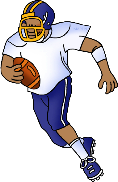 Football Games Clipart, Explore Pictures - Phillip Martin Clip Art Sports (451x648)