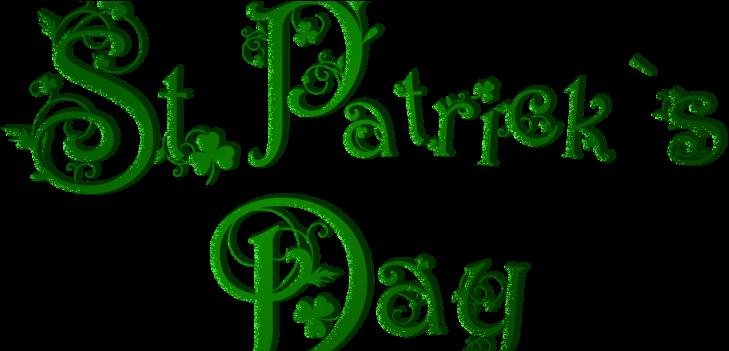 St Patrick's Day Clip Art - St Patrick's Day Potluck (750x350)