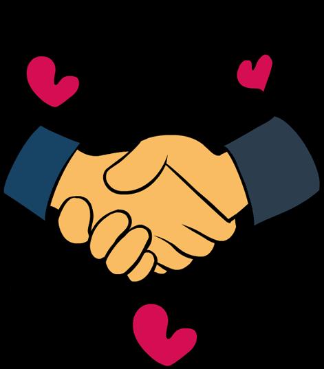 Clipart Marvellous Design Handshake Clipart Animated - Kids Handshake Clipart (600x630)