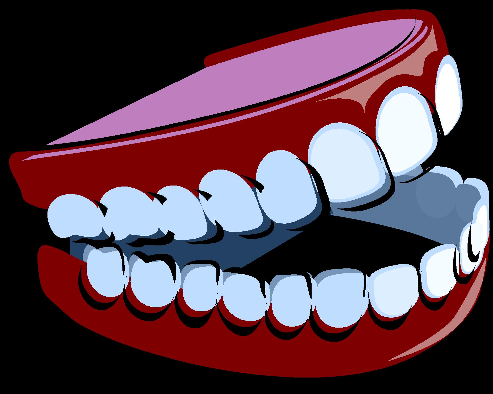 Надписью, зубы картинки для детей нарисованные