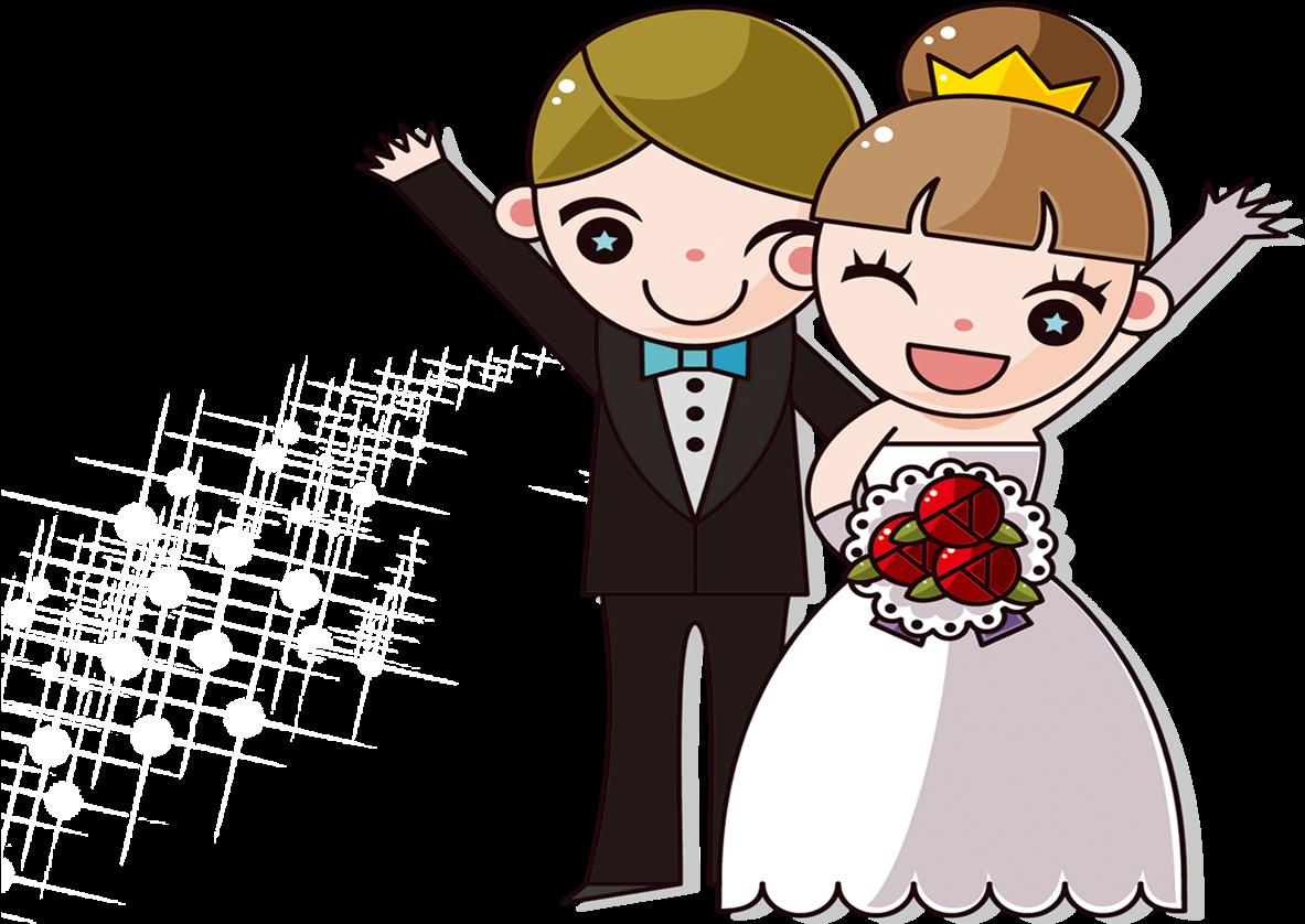 Забавные картинки жених и невеста