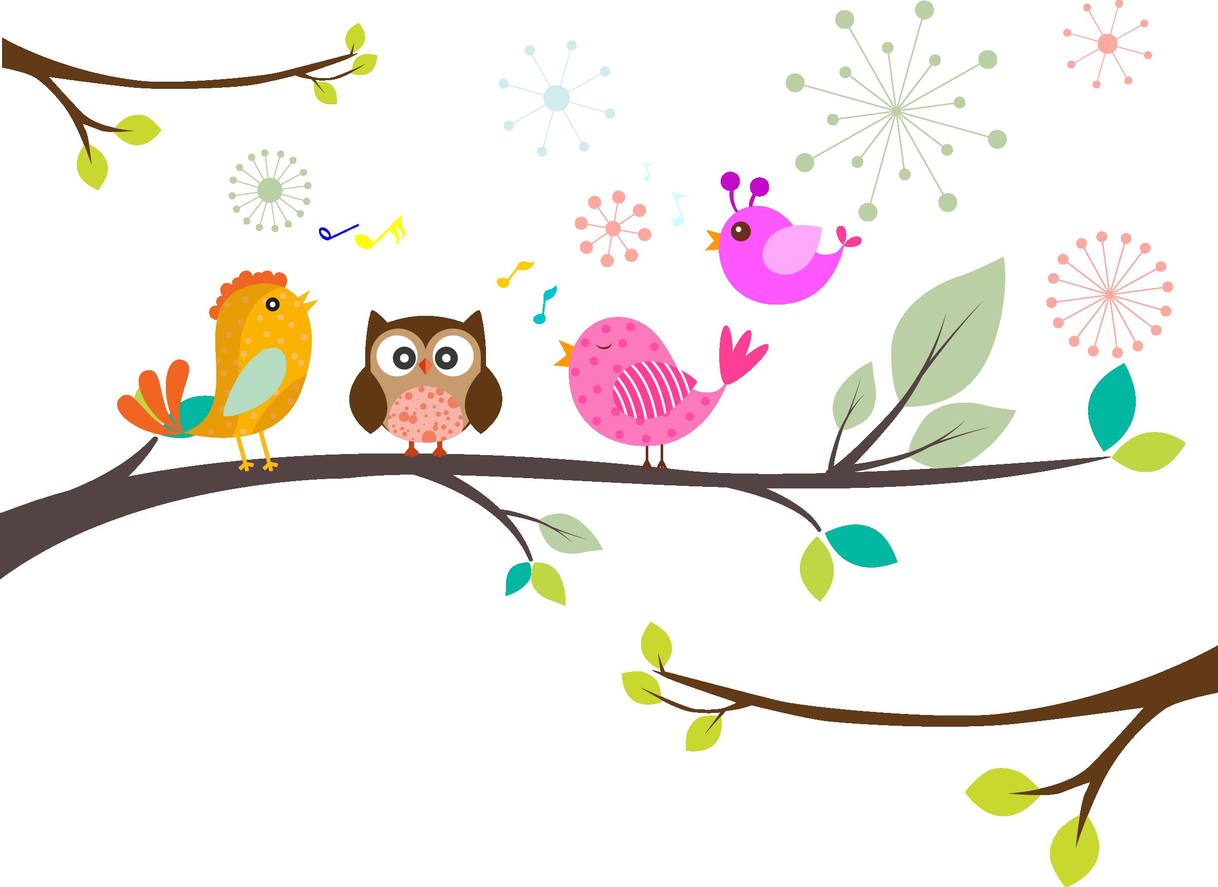 ещё весенние птицы картинки в векторе уже как-то рассказывала