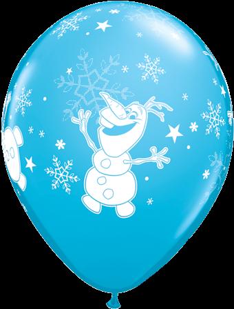 Frozen Olaf Balloon (451x451)