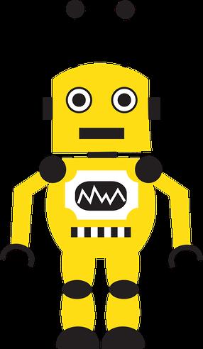 Robo Minus Clipart Robos 286x492 Png Clipart Download