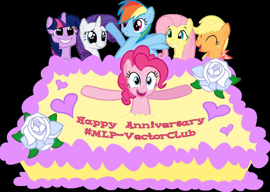 Выходные, открытка литл пони с днем рождения