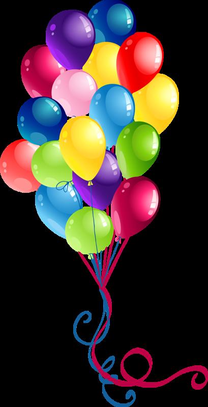 Balloons - Party Balloons (454x888)