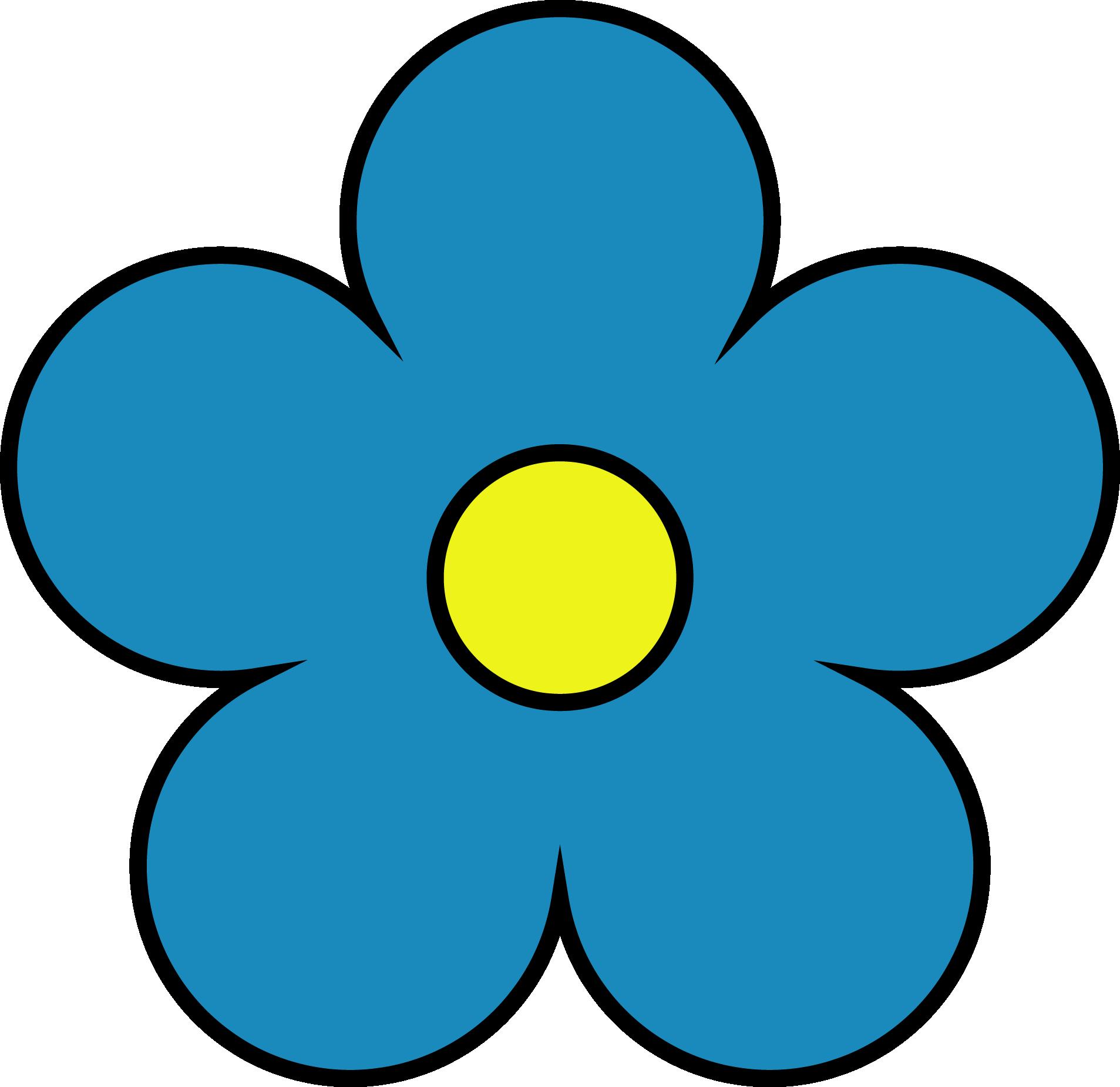Картинка самого простого цветка