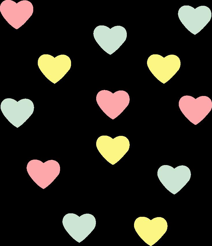 Gotas Coração Chuva De Amor Png - Coração Chuva De Amor (734x851)