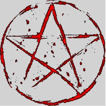 Dundjinni - Blood Pentagram (415x416)
