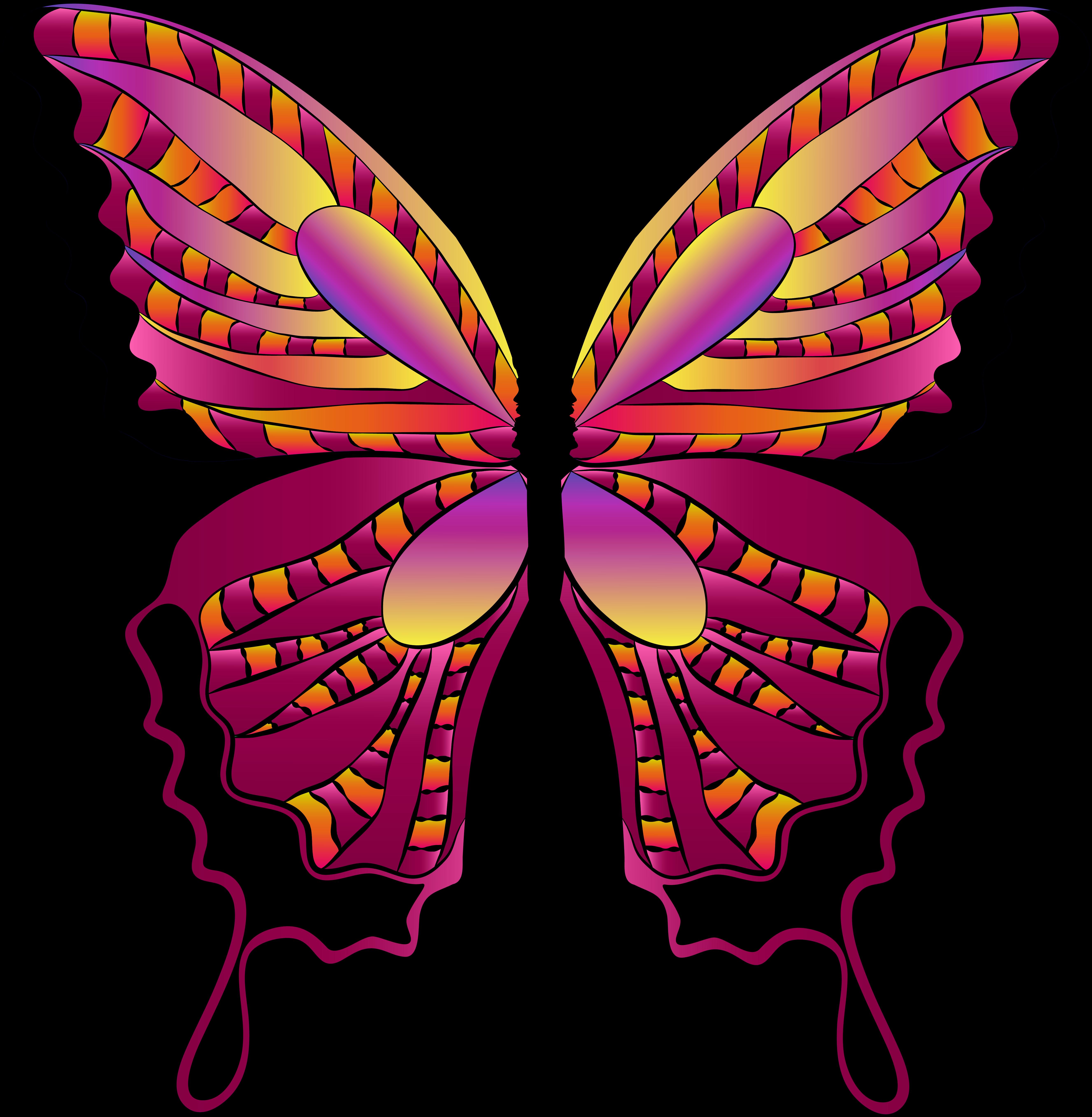Днем рождения, бабочки картинки для оформления