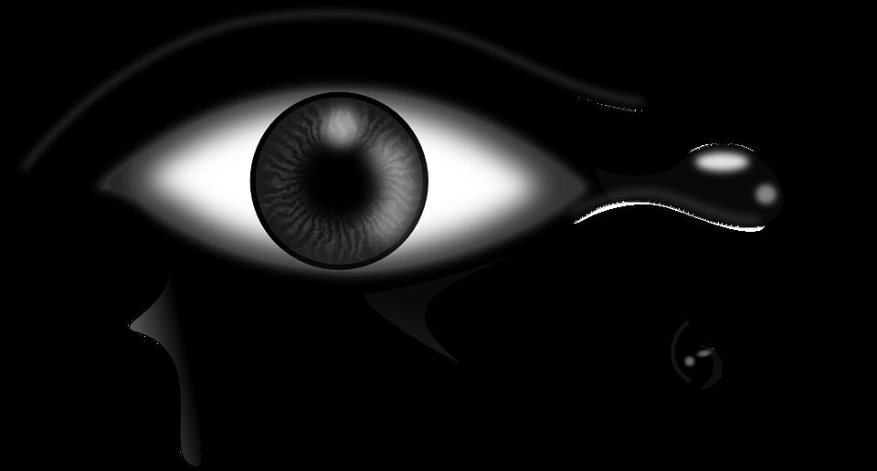 Egyptian Eye Clip Art - Egyptian Art Eye (960x516)