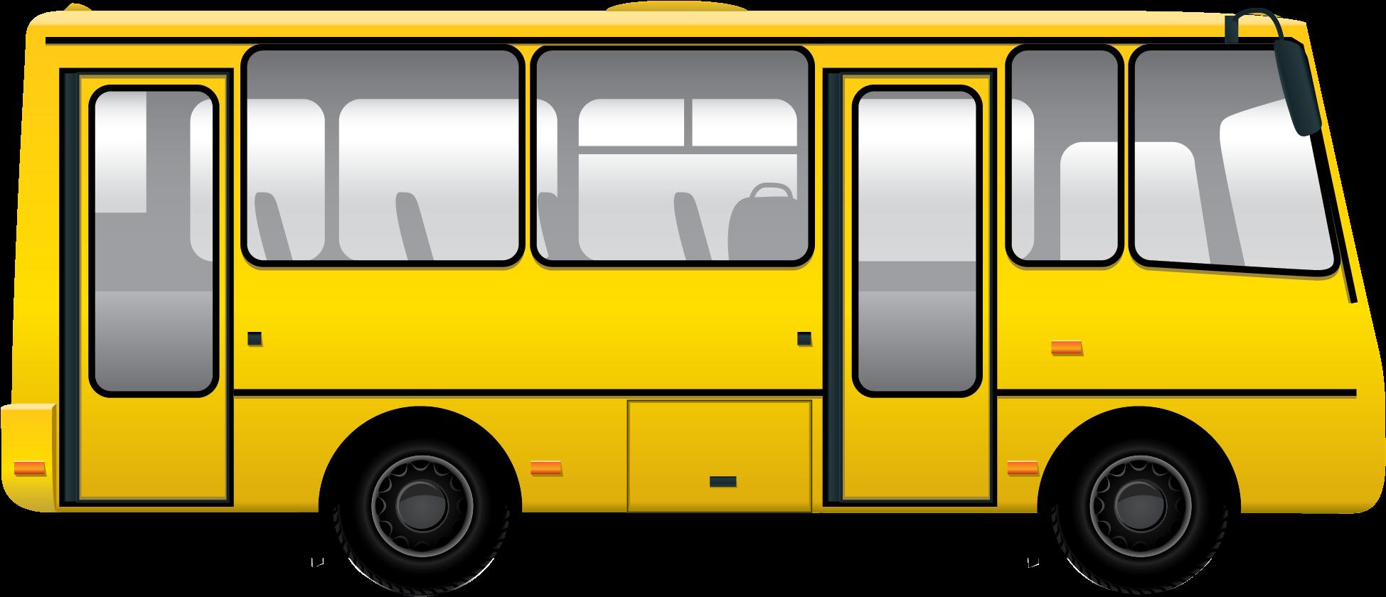 Картинка автобус без фона