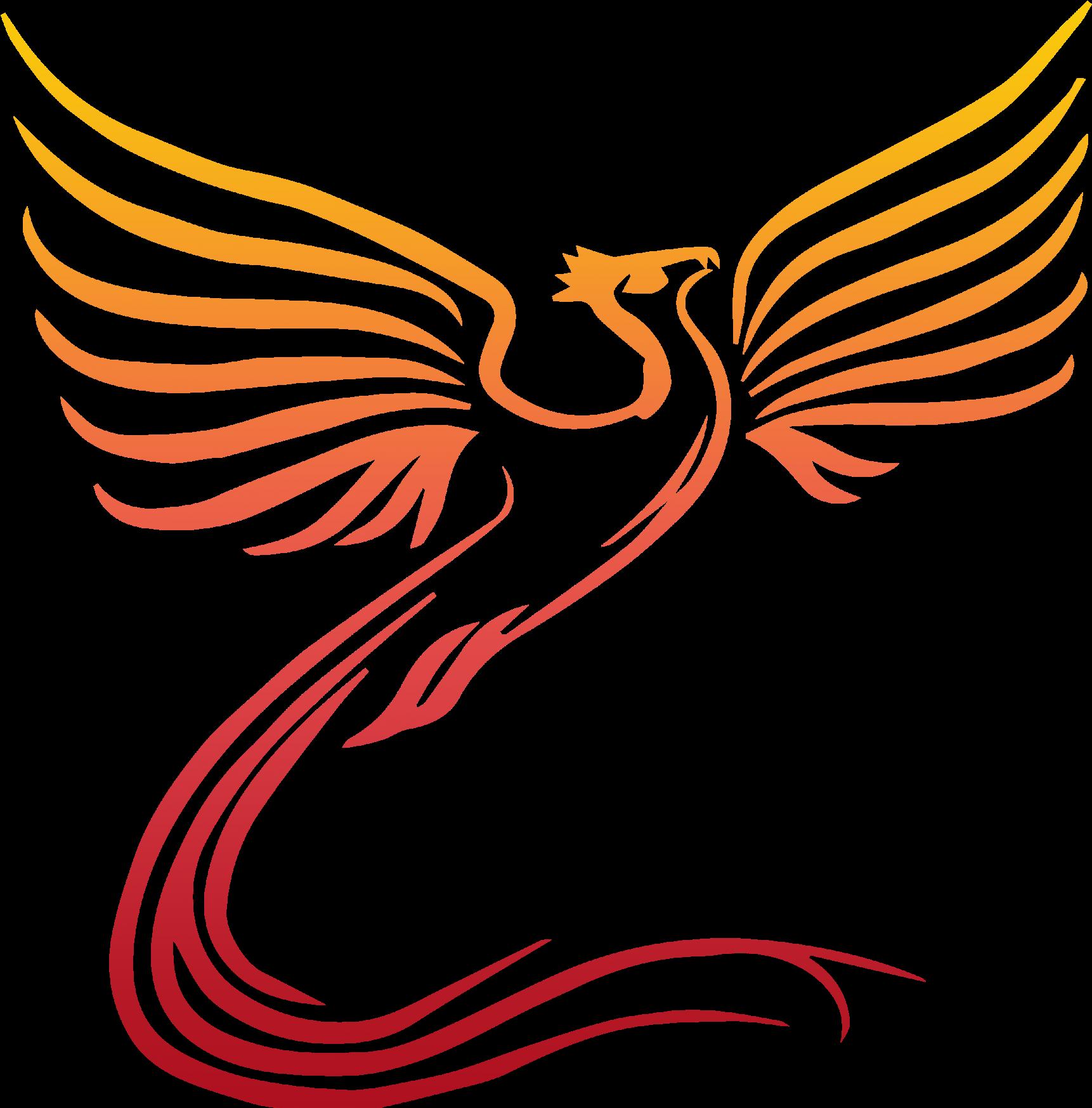 пляжа птица феникс картинка в векторе наличии