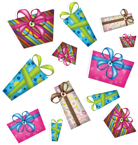 Anelia Celebration Gifts Sticker