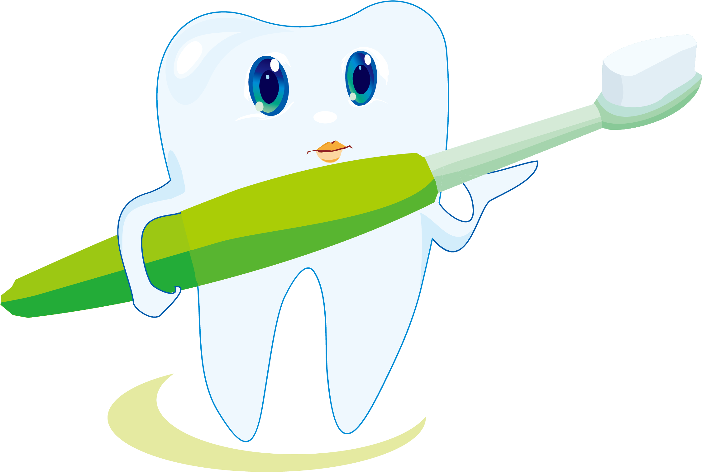 Любимый, картинки про зубы