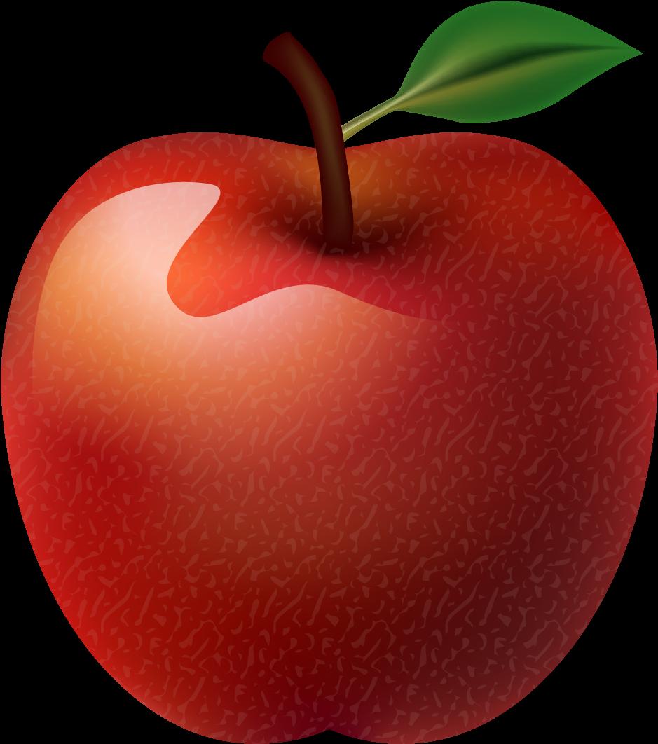 Картинки яблока для детского сада по одному
