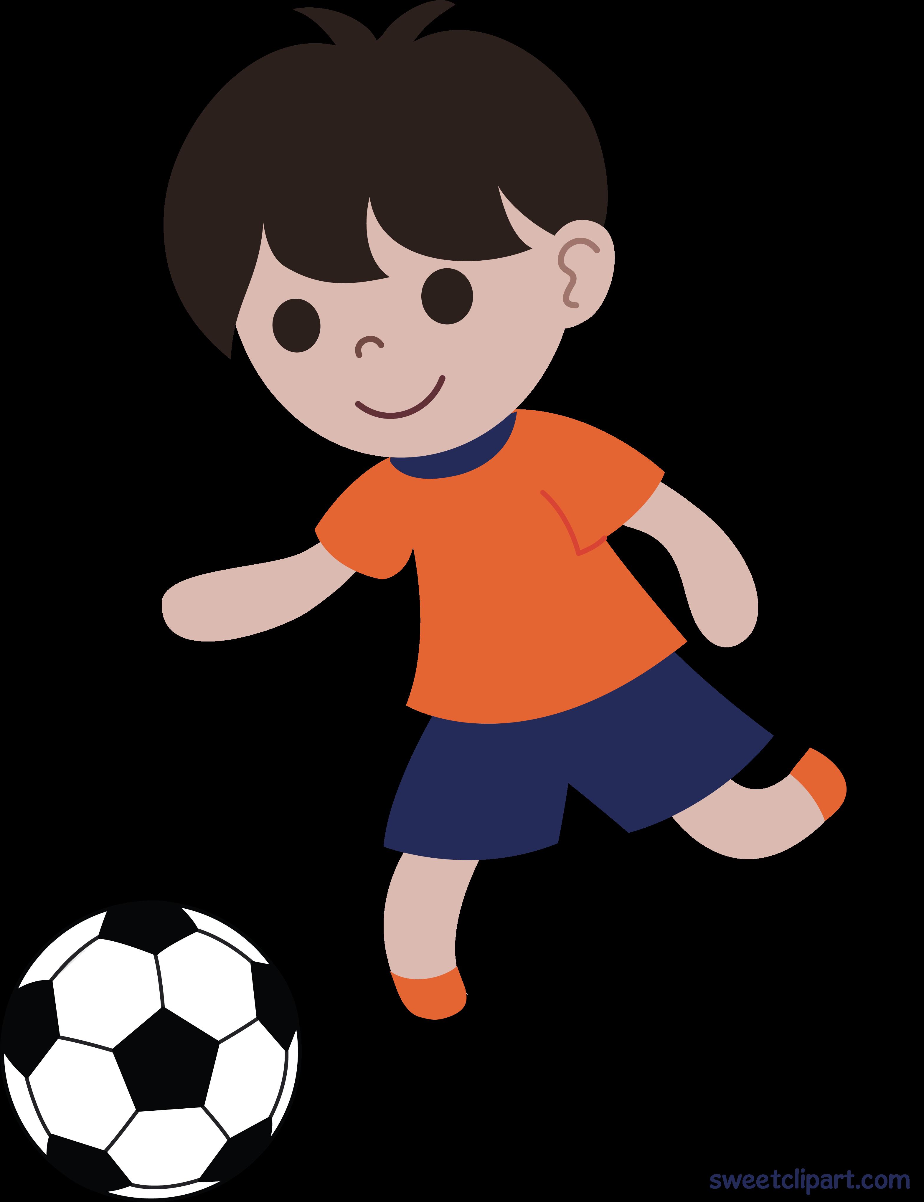 Картинки детские футбольные