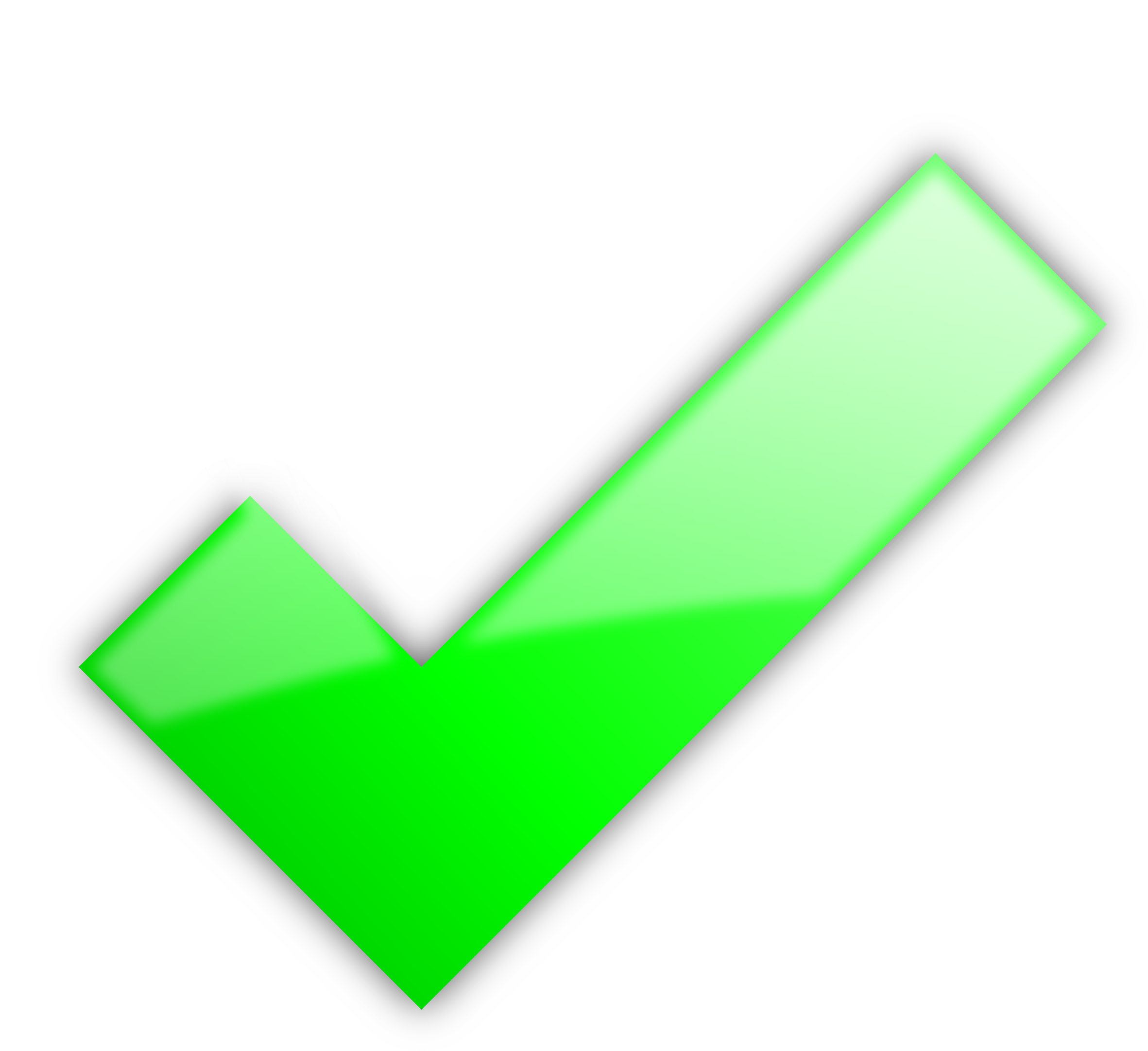 Check Clipart Big Green Big Green Check Mark 2400x2400 Png Clipart Download