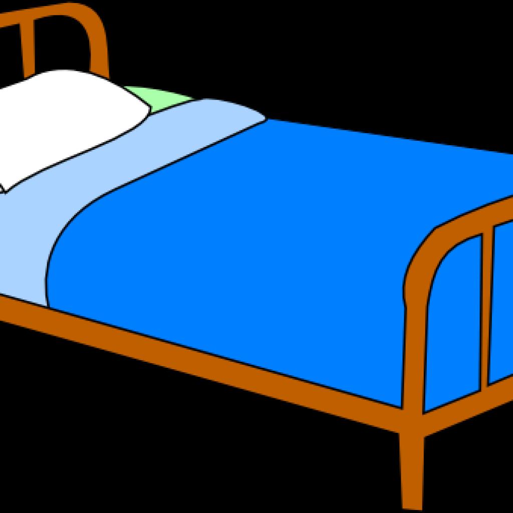 Картинка кровать анимация