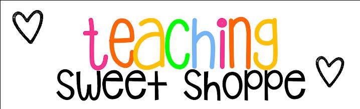 The Teaching Sweet Shoppe - Teacher (760x264)