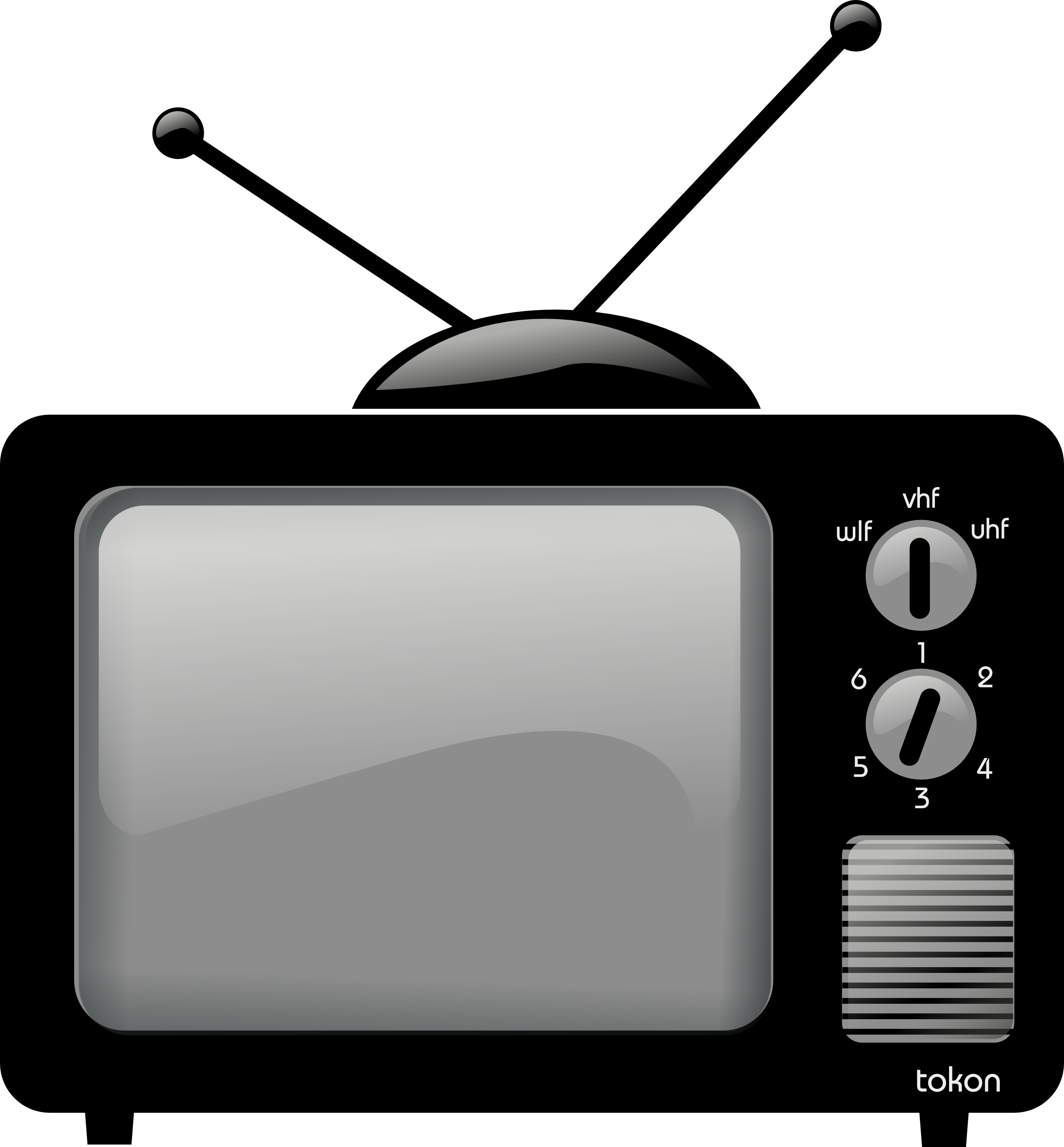 Телевизор картинки вектор