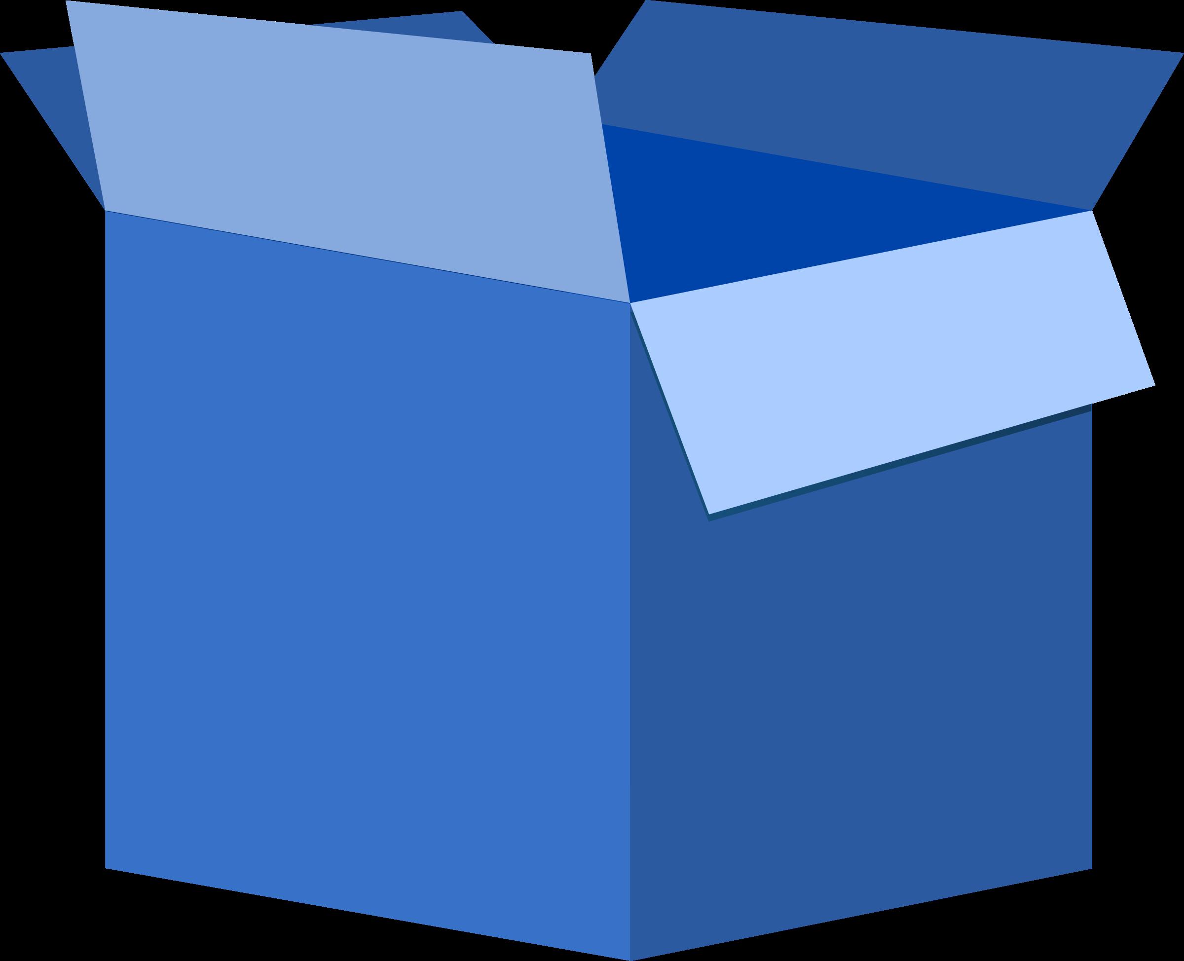 потребительских синяя коробка картинка стримерах приёмах