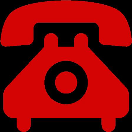 Logo Telefone Vermelho Png (512x512)