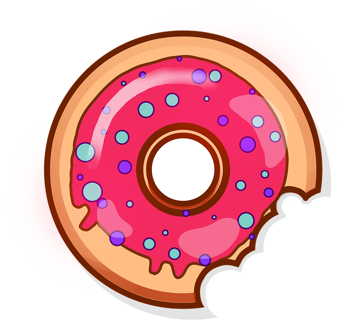 Donut, Sweets, Baking, Food, Tasty, Bun, Yummy, Icon - Donuts Are The Greatest Throw Blanket (720x720)