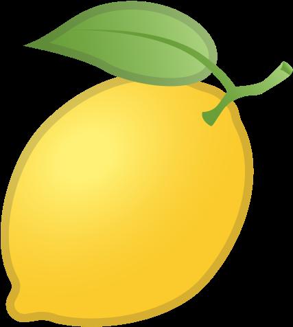 32345-lemon Icon - Lemon Icon (1024x1024)