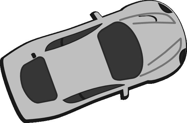 20 Clip Art At Mzayat - Draw Car From Top (600x396)