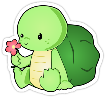 Some Large Small Snakes Mice Baby Turtles Small Cute Drawing Of Baby Turtle 375x360 Png Clipart Download